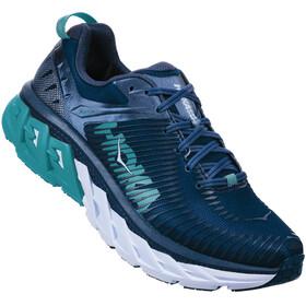 Hoka One One W's Arahi 2 Running Shoes Poseidon/Vintage Indigo
